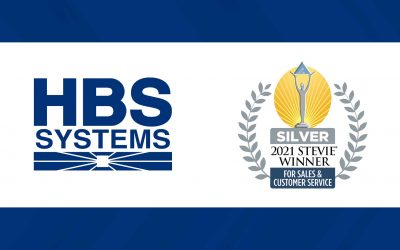 HBS Systems Wins Two Silver Stevie® Awards