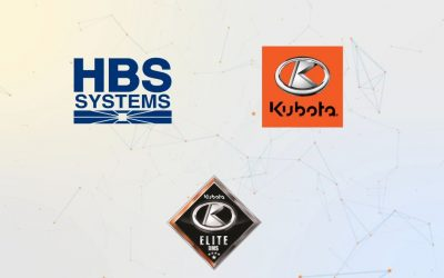 HBS Systems Announces Telematics Integration with Kubota